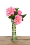 Camellia arrangement Royalty Free Stock Photos
