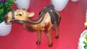Camello del juguete fotos de archivo
