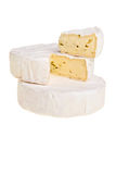 camembert κύκλος τυριών Στοκ Εικόνα
