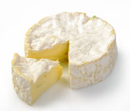 Camembert τυρί Στοκ Εικόνες