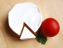 Camembert Fotografie Stock Libere da Diritti