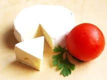 Camembert Immagini Stock