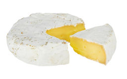 Camembert Stock Image
