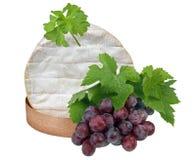 Camembert Imagens de Stock