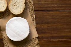 Camembert τυρί Στοκ φωτογραφία με δικαίωμα ελεύθερης χρήσης
