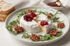 camembert immagine stock