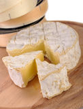 Camembert cheese Stock Image