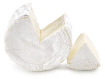 Camembert cheese. Royalty Free Stock Images