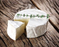 Camembert cheese. Stock Image