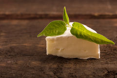 Camembert cheese Royalty Free Stock Photography