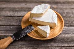 Camembert Stock Image