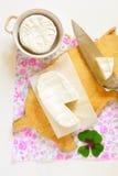 Camembert cheese Royalty Free Stock Photo