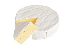 Camembert cheese Stock Photos