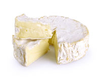 Camembert cheese Royalty Free Stock Image