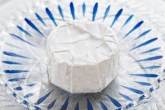 Camembert de la glace Image libre de droits