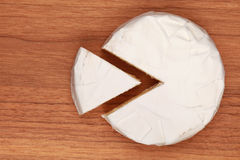 Camembert diagram Stock Photos