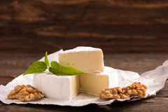 Camembert Stock Images