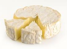Camembertkäse lizenzfreie stockbilder