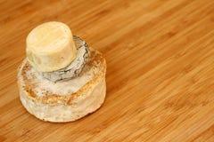Camembertkäse Lizenzfreies Stockbild