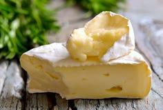 Camembertkäse Stockfotos