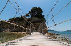 Cameo (Agios Sostis), small island in Zakynthos, Greece Stock Images