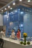 Cameo Cherkasy Jewelry Factory bås Arkivbild