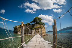 Cameo Island sikt Royaltyfri Fotografi
