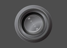 Camer lens Stock Photography