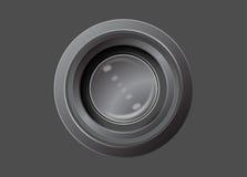 camer obiektyw Fotografia Stock