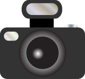 Camera 1 van Slr Royalty-vrije Stock Afbeeldingen