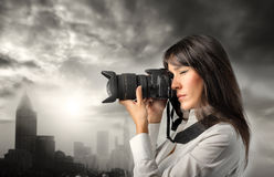 Camera Stock Photography