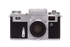 Camera. Royalty Free Stock Photography