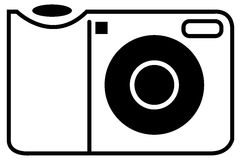 Camera Royalty Free Stock Photos
