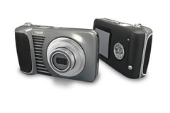 Camera Royalty Free Stock Image