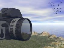 Camera vector illustratie