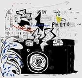 Camera stock illustratie