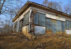 Camera abbandonata Immagine Stock Libera da Diritti