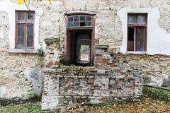 Camera abbandonata Immagini Stock