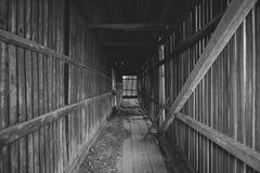 Camera abbandonata Fotografia Stock Libera da Diritti