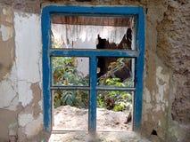 Camera abbandonata Fotografie Stock Libere da Diritti