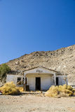 Camera abbandonata del deserto Fotografia Stock