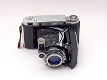 Camera ancient USSR Royalty Free Stock Image
