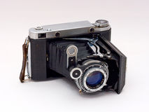 Camera ancient USSR Royalty Free Stock Images