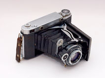 Camera ancient USSR Stock Photography