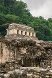Camera antica della pietra della giungla Fotografie Stock Libere da Diritti