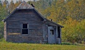 Camera antica nel paese Fotografia Stock