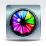 Camera App Icon Royalty Free Stock Image