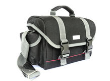 Camera Bag Stock Image