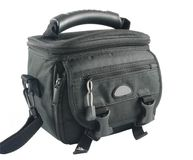 Camera bag Royalty Free Stock Images