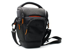 Camera bag Royalty Free Stock Image